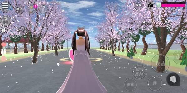 樱花校园模拟器万圣节版本图3