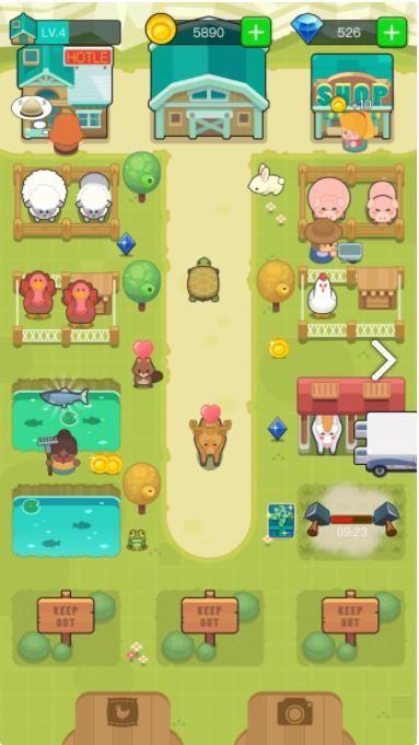 我的农场红包版图3