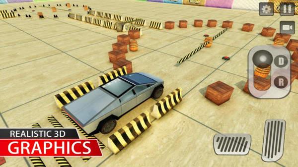 专业泊车模拟器