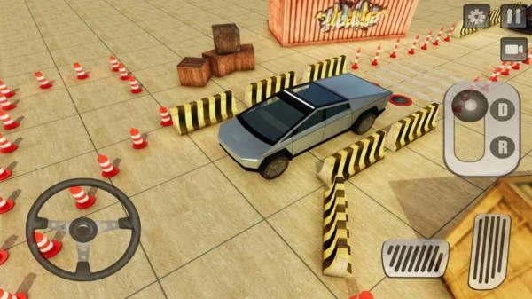 专业泊车模拟器图1