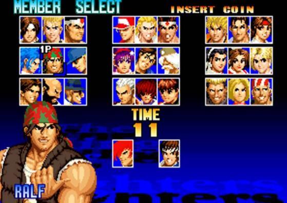 拳皇97Combo连击版图1