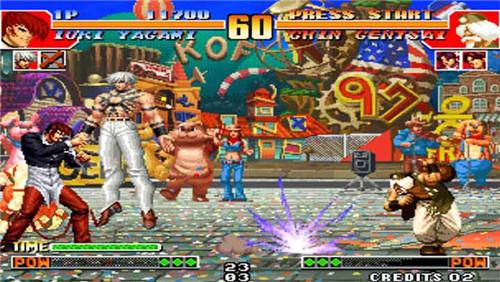 拳皇97大蛇无限变态版图3