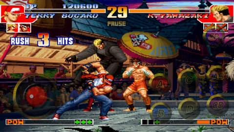 拳皇97单机版图3