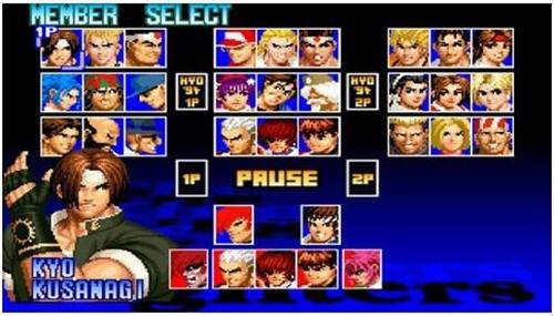 拳皇97单机版图2
