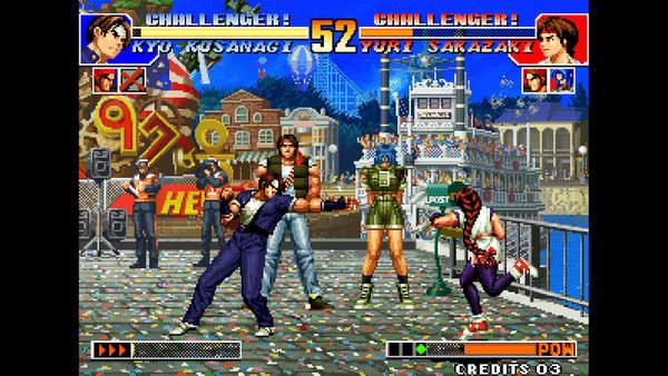 拳皇97单机版图1