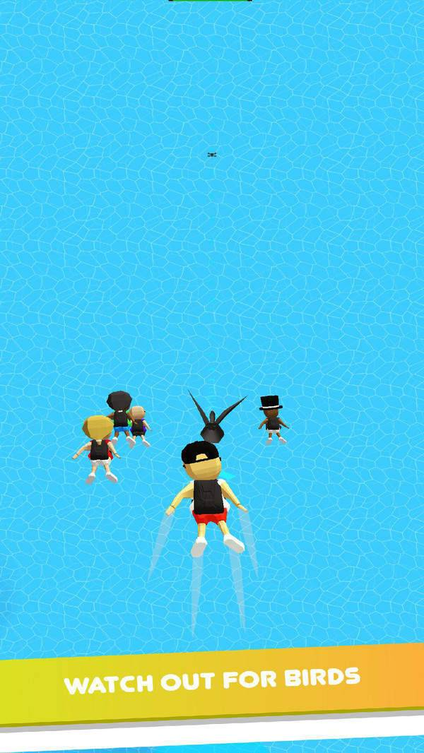 跳伞赛车3D图3