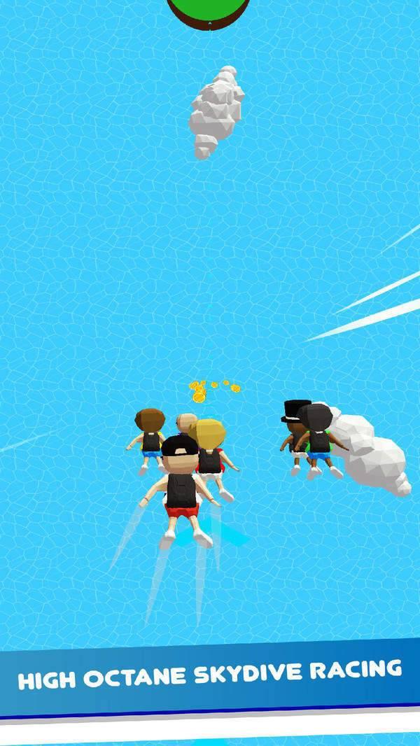 跳伞赛车3D图1