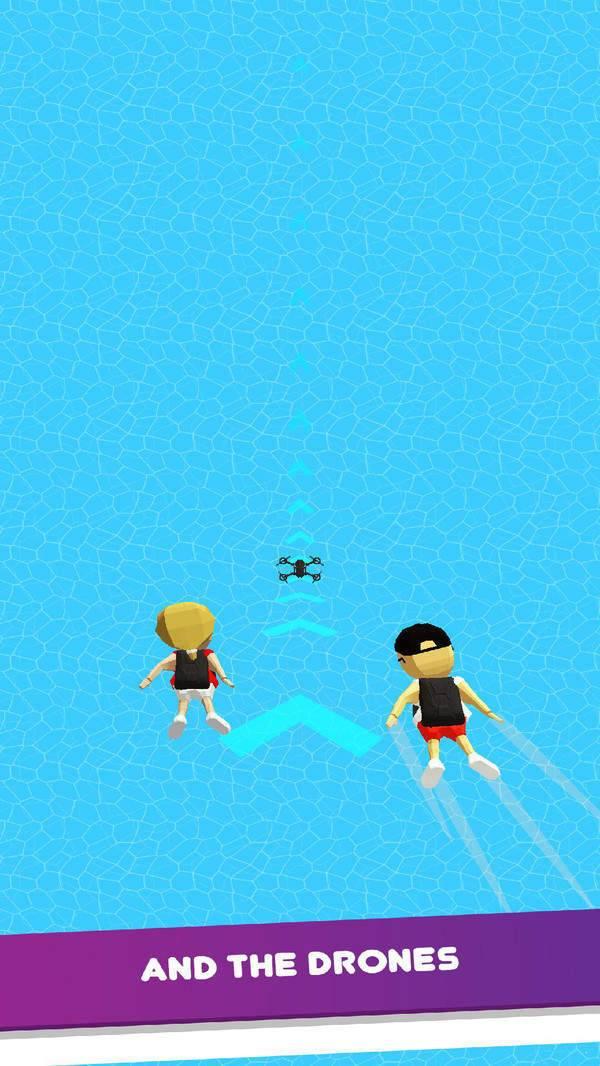 跳伞赛车3D图2