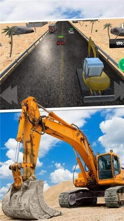 模拟挖掘机驾驶图3