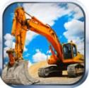 模拟挖掘机驾驶