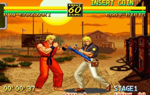 龙虎之拳3简化版