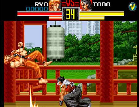 龙虎之拳1手机版图1