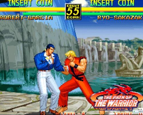 龙虎之拳3简化版图2