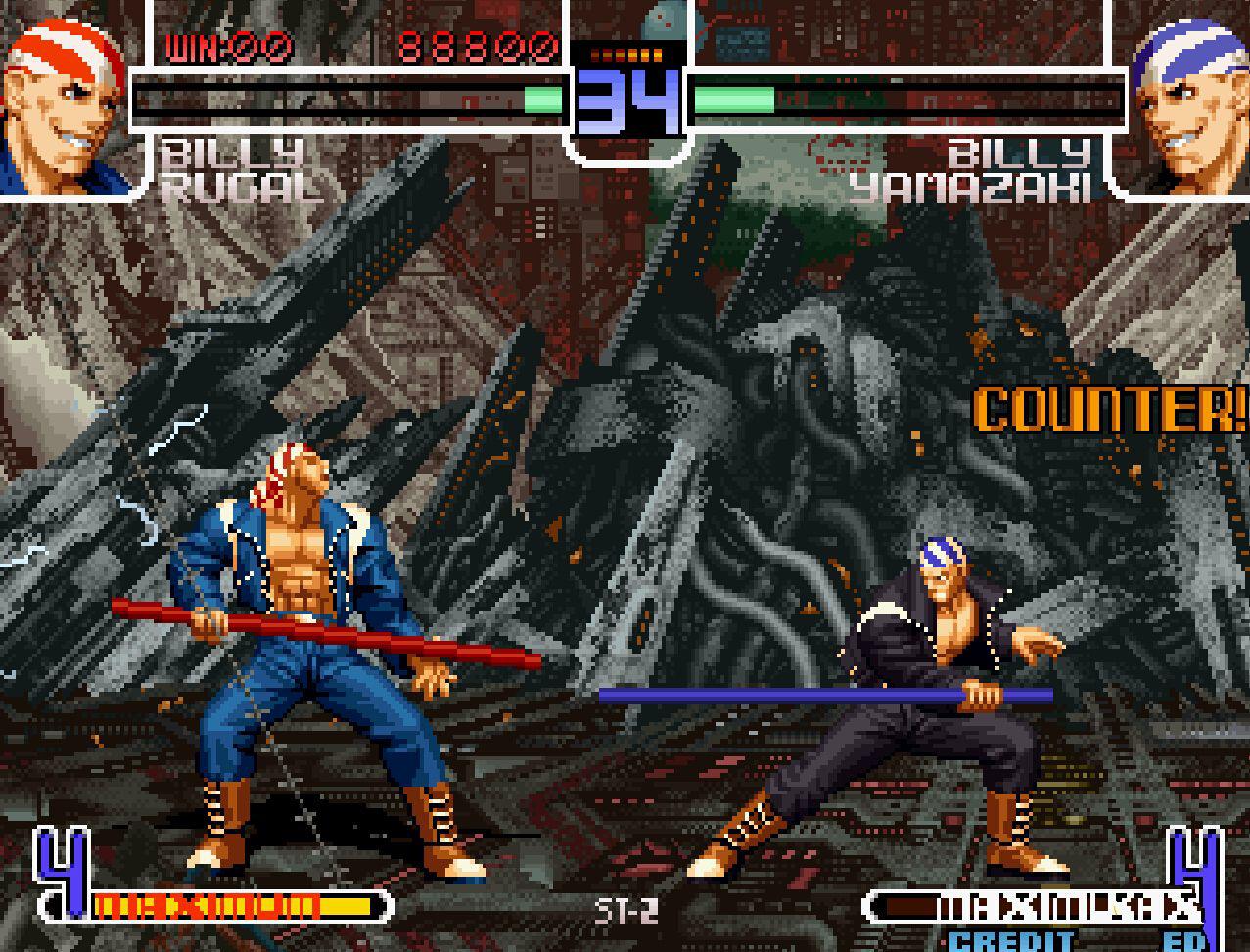 拳皇2002um安卓版图2