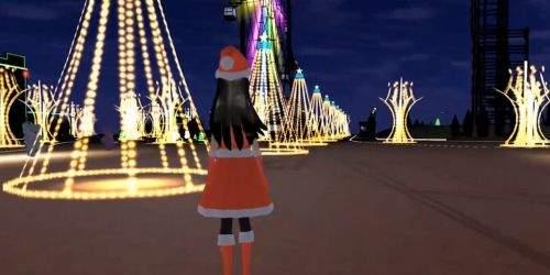 樱花校园模拟器圣诞节版