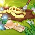 恐龙的骨头游戏