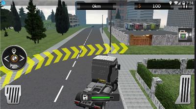 卡车模拟运输图2