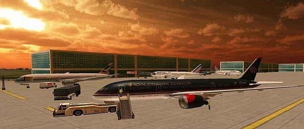 模拟飞行驾驶类手游大全