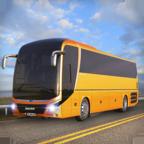 模拟驾驶长途大巴车