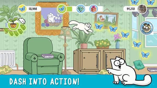 西蒙的短跑貓圖2