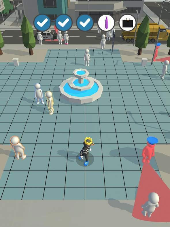偷偷摸摸的盗贼3D图1