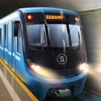 地鐵模擬器3d