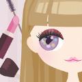 喜歡可愛的眼睛