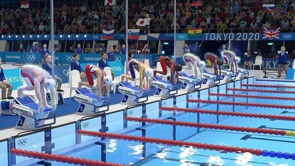模擬奧運會游戲中文版圖5