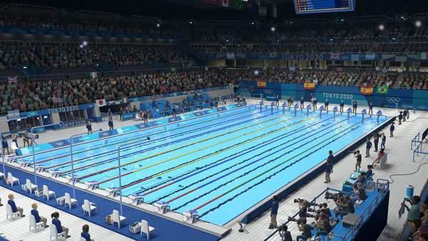 模擬奧運會游戲中文版圖1