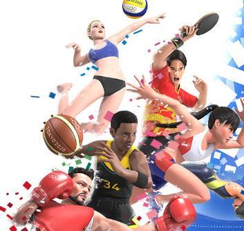 模拟奥运会游戏中文版