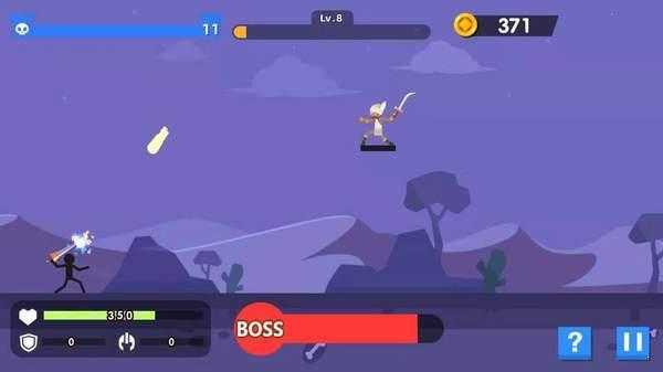 火柴人神射手2.2.3版本圖2