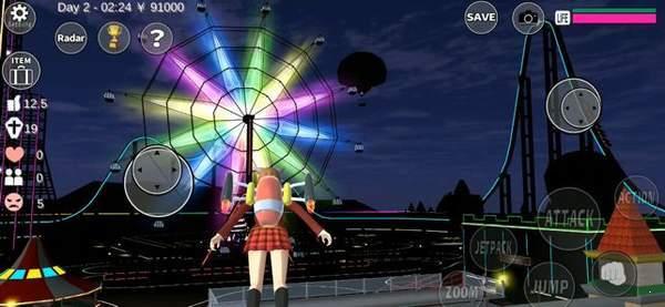 樱花校园模拟器农场版图2