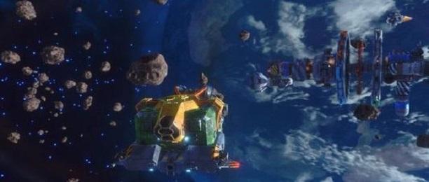 太空探险类游戏大全