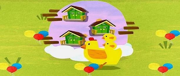 儿童益智类游戏专题
