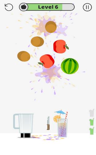 抖音飛牌切水果圖1