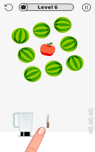抖音飛牌切水果圖3