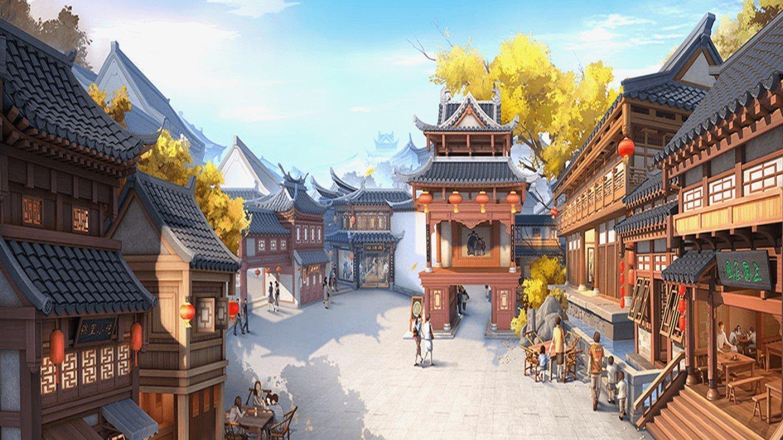 京北棋牌圖3