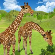 长颈鹿雨林大冒险
