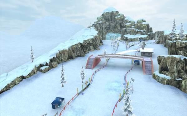 奇幻滑雪3手機版圖2