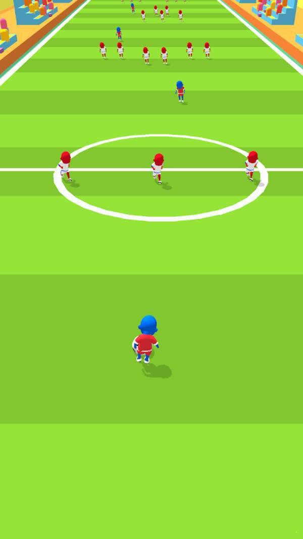 上帝足球圖2