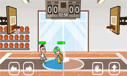 街頭籃球場圖1