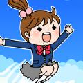 跳上天空女孩