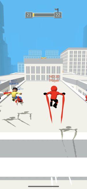 城市跑酷竞技图1