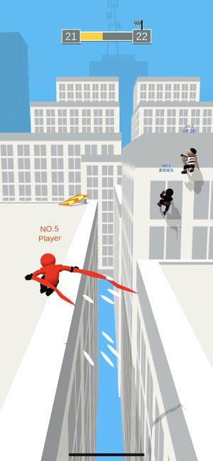 城市跑酷竞技图3