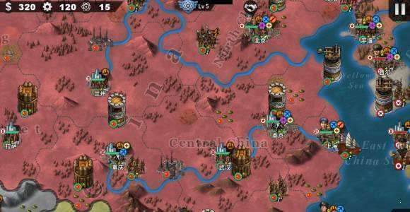 世界征服者4三国版本图3