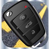 汽车钥匙锁远程模拟器