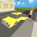 填充出租車3D游戲