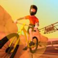 下坡自行車