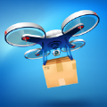 无人机送货模拟器