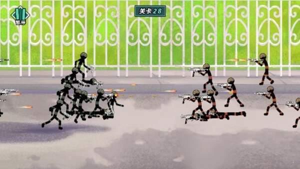 战地模拟器火柴人战争图2